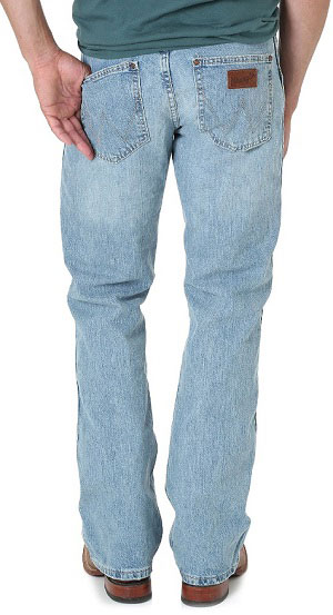 wrangler yuma retro 77mwz premium patch slim fit boot cut jeans usa jeans. Black Bedroom Furniture Sets. Home Design Ideas
